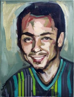 Retrato de Luis Paulo