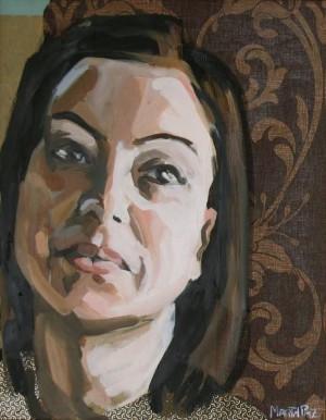 Retrato de Paula