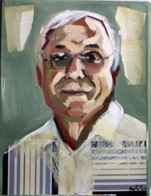 Retrato de Vicente Paz