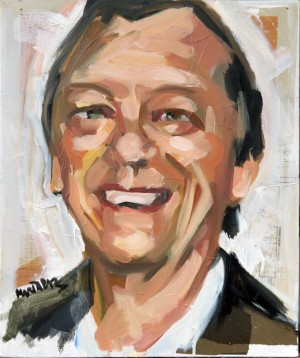 Retrato de José Mnez. Villar